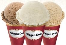 Haagen-Dazs Ice cream Cones