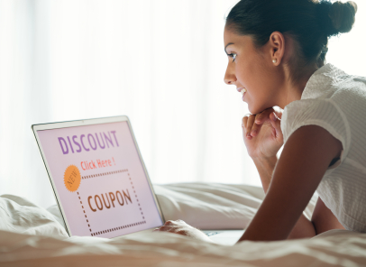 Want to get the most from online coupons?  Try these simple tips that will save you time and money.