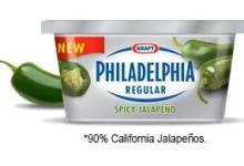 Philadelphia Cream Cheese Spread - Jalapeno