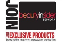 Sephora Beauty Insider
