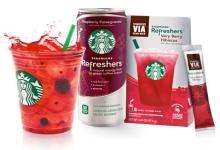 Starbucks Refreshers VIA