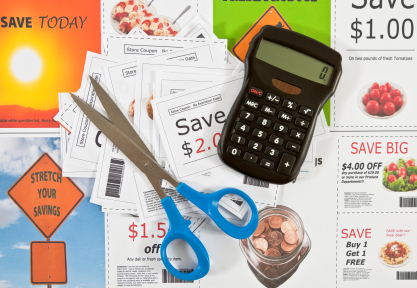 New to couponing?  Here is a quick list of the most common abbreviations used to describe coupons.