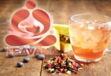 Kona Pop Iced Tea at Teavana