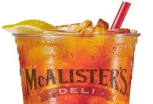 McAllister's Deli Free Tea Day