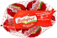 Mini Baybel Cheese Product