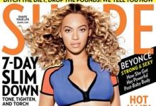 Shape Magazine Beyonce