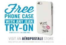 Aeropostale iPhone Case