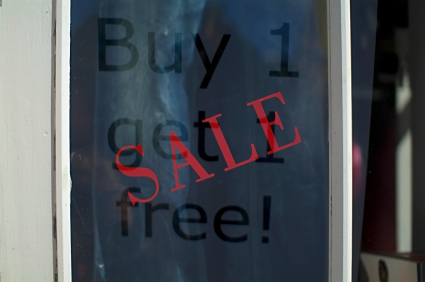 Many people are confused when the cannot find the free item from a BOGO sale on the receipt. Where did it go? This blog will clear things up for you.