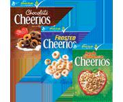 Cheerios Variety