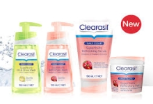 Clearasil Daily Clear Refreshing Superfruit Cleanser