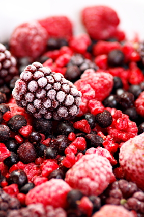 Learn about how buying frozen produce can help you save!