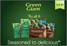 Green Giant Seasoned Steamers