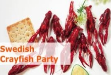 Ikea Swedish Crayfish Party