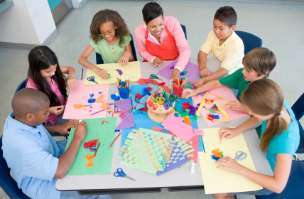 Frugal kids events in april for Craft classes for toddlers
