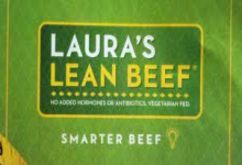 Laura's All Natural Ground Beef