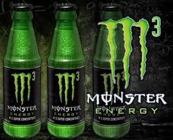 Monster M3 Drink