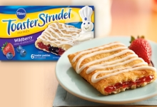 Pillsbury Toaster strudels
