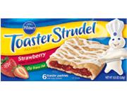Toaster Strudels