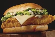 Ciabatta Fish Sandwich