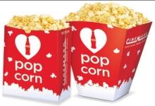 Cinemark Popcorn