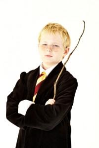 Wizard Costume Halloween Boy