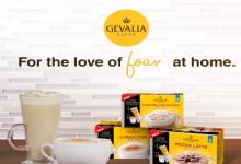 Gevalia Mocha Latte Coffee Cups