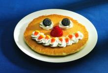 Ihop Scary Face Pancake