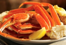 Red Lobster Snow Crab