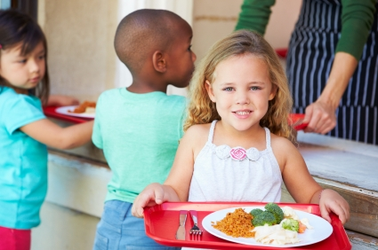 Is your family food insecure?  The National School Lunch Program can help by providing free or reduced lunches to your children.