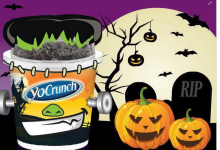 YoCrunch Free Halloween Yogurt