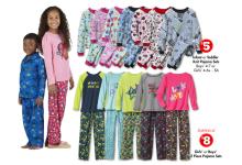 Family Dollar Sleepwear