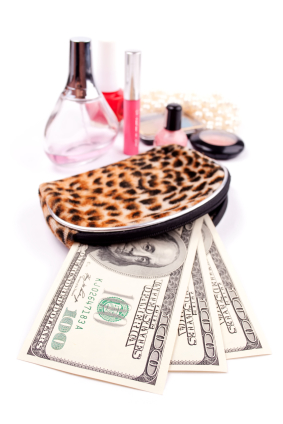 Makeup can be expensive!  Here are some tips to that will help you save money on makeup.