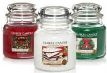 Yankee Candle Holiday Fragrance