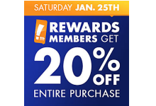 Buzz Rewards Big Lots