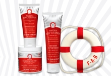 First Aid Skin Rescue Collection