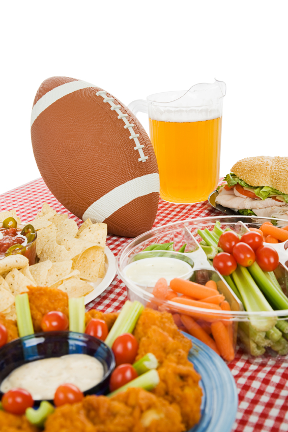 Check out some simple healthy alternatives to your favorite Super Bowl snacks!