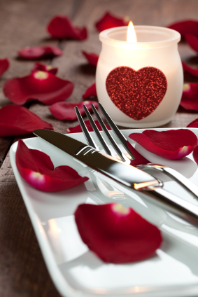 You can make a lovely meal from your crockpot for Valentine's Day instead of spending money at a restaurant.  Try these crockpot recipes!
