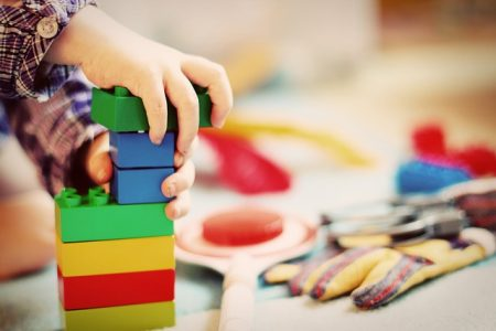 Tired of the clutter in your child's room? Try some of these tips for organizing toys.