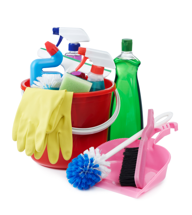 You can save both time and money if you organize your cleaning products and cleaning supplies.  Here are some helpful tips to get you started!