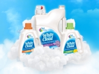 White Cloud Laundry Detergent