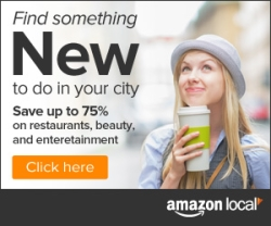 Amazon local coupons