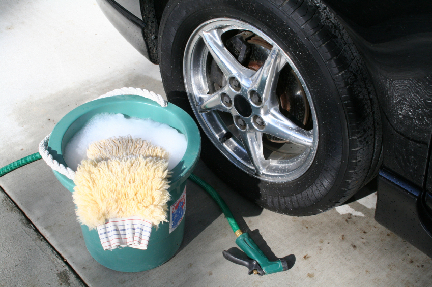 Everyone likes a nice, clean, car! Here are some simple tips that will help you keep your car clean.