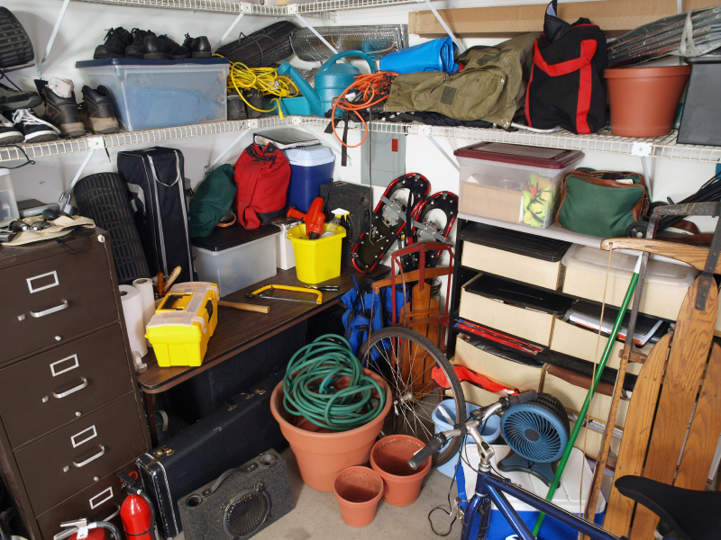 Spring is the best time to clean out your garage. Here are some tips to help you get started.