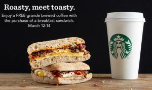 Starbucks-free-coffee