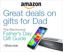 Amazon Father's Day Gift Guide