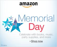 Amazon Memorial Day