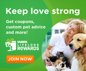 Iams Lifelong Rewards