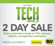 The Great Tech Refresh