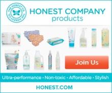The Honest Co. Banner