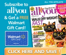 free walmart gift card codes 2014 free 5 walmart gift card with an all you subscription 13218